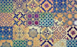 Arte del fondo de Digitaces hecho con técnica del collage de la foto Foto de archivo libre de regalías