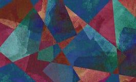 Arte del fondo de Digitaces hecho con técnica del collage de la foto Foto de archivo