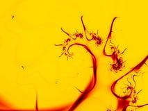 Arte del fractal Fotografía de archivo libre de regalías