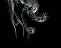 Arte del fumo Immagini Stock