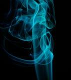 Arte del fumo Fotografia Stock