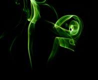 Arte del fumo Fotografie Stock