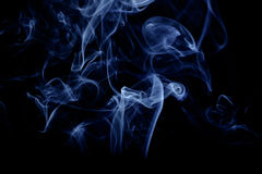 Arte del fumo Immagini Stock Libere da Diritti