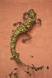 Arte del Gecko immagini stock libere da diritti