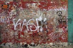 Arte del ghetto Immagini Stock Libere da Diritti