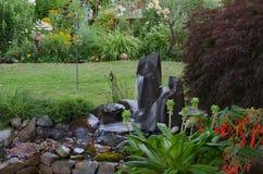 Arte del giardino Fotografie Stock Libere da Diritti