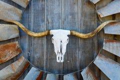 Arte del granero de Tejas imagen de archivo libre de regalías