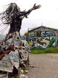 Arte del Hippie Fotografía de archivo libre de regalías
