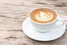 Arte del Latte Foto de archivo