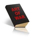 Arte del libro di guerra Fotografie Stock