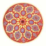 Arte del soffitto della moschea Fotografie Stock Libere da Diritti
