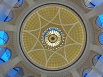 Arte del tejado Imagen de archivo libre de regalías