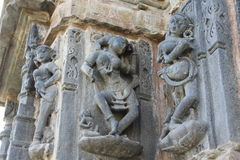 Arte del templo del arthuna Fotografía de archivo libre de regalías