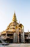 Arte del templo en la provincia Tailandia del norte del phetchaboon Imagen de archivo