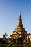 Arte del templo en la provincia Tailandia del norte del phetchaboon Foto de archivo