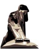 Arte del vector de Egipto que despierta Fotos de archivo libres de regalías