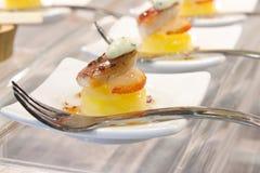 Arte dell'alimento di barretta Fotografia Stock