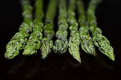 Arte dell'asparago fotografia stock