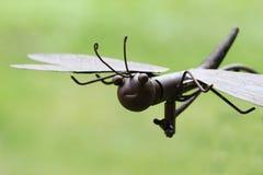 Arte dell'iarda della libellula Immagini Stock Libere da Diritti