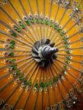 Arte dell'ombrello Fotografie Stock