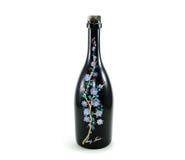 Arte della bottiglia Fotografia Stock