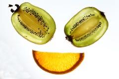 Arte della frutta Fotografia Stock Libera da Diritti