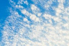 Arte della natura del dettaglio del paesaggio del cielo Immagini Stock Libere da Diritti