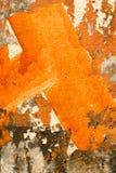 Arte della parete di Grunge Immagine Stock