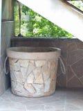 Arte della roccia Fotografie Stock