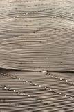 Arte della saldatura del cavo Fotografia Stock