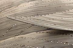 Arte della saldatura del cavo Fotografia Stock Libera da Diritti