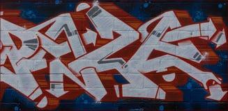 Arte della via Fotografie Stock Libere da Diritti