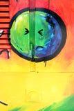 Arte della via Fotografie Stock