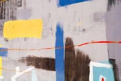 Arte della via - graffito Fotografie Stock Libere da Diritti