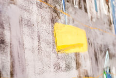Arte della via - graffito Fotografie Stock