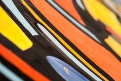 Arte della via - graffito Fotografia Stock