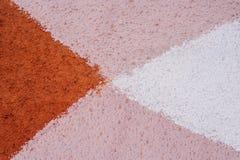 Arte della via - minimalismo Fotografia Stock