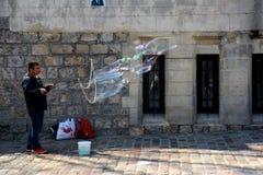 Arte della via a Parigi Fotografia Stock Libera da Diritti
