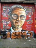 Arte della via a San Francisco Fotografie Stock