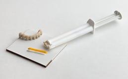 Arte dental Imagem de Stock