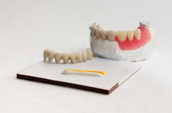 Arte dental Imagens de Stock Royalty Free