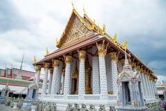 Arte di architettura di buddismo - tempio da pregare fotografia stock
