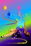 Arte di ballo royalty illustrazione gratis