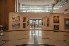 Arte di Bangkok e centro culturale immagine stock libera da diritti