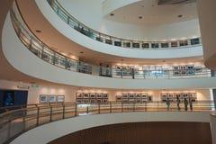 Arte di Bangkok e centro culturale fotografia stock libera da diritti