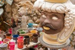 Arte di ceramica fotografie stock
