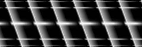 Arte di Digital, oggetti tridimensionali astratti con illuminazione morbida Immagine Stock Libera da Diritti