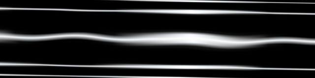 Arte di Digital, oggetti tridimensionali astratti con illuminazione morbida Fotografia Stock Libera da Diritti