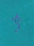 Arte di Ganesha Immagine Stock