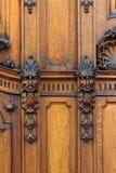 Arte di legno Fotografia Stock